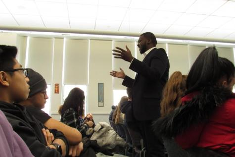 Black History Month Speaker Series: Marc Antoine Lavarin '09