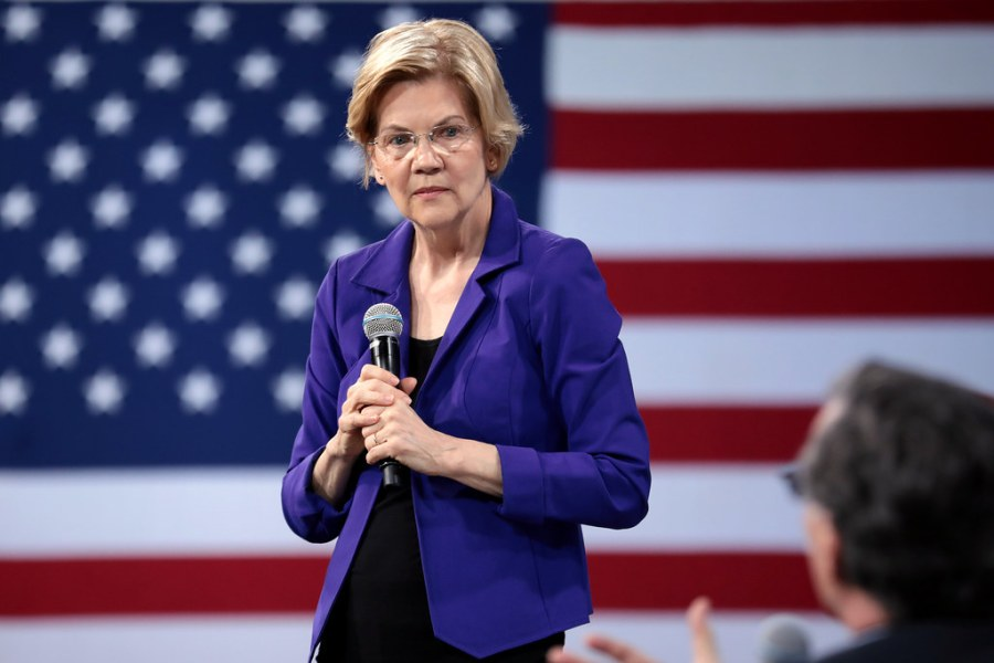 Massachusetts+Senator+Elizabeth+Warren+dominated+the+first+democratic+debate+with++progressive+policies+such+as+Medicare+for+all.+