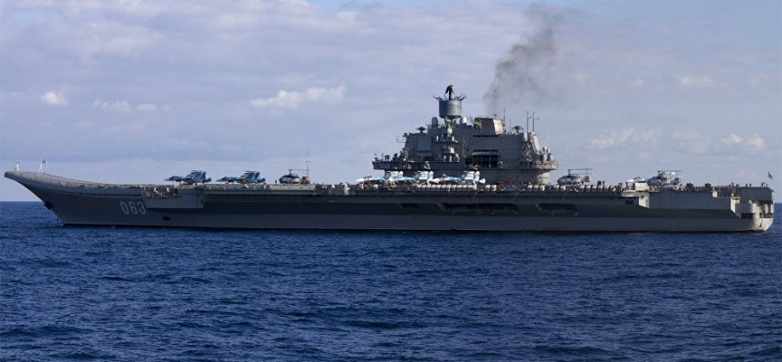 "Aircraft carrier ""Admiral Kuznetsov"": the present and the future"