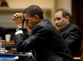 Why the recent developments in Syria show that the Obama Administration is in a state of confused agony