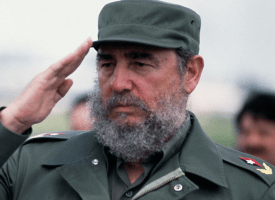 Goodbye Fidel