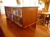 Custom Cabinet.