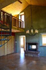El Prado Addition - Living room