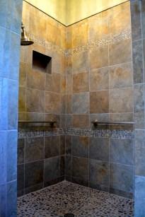 El Prado Addition - shower