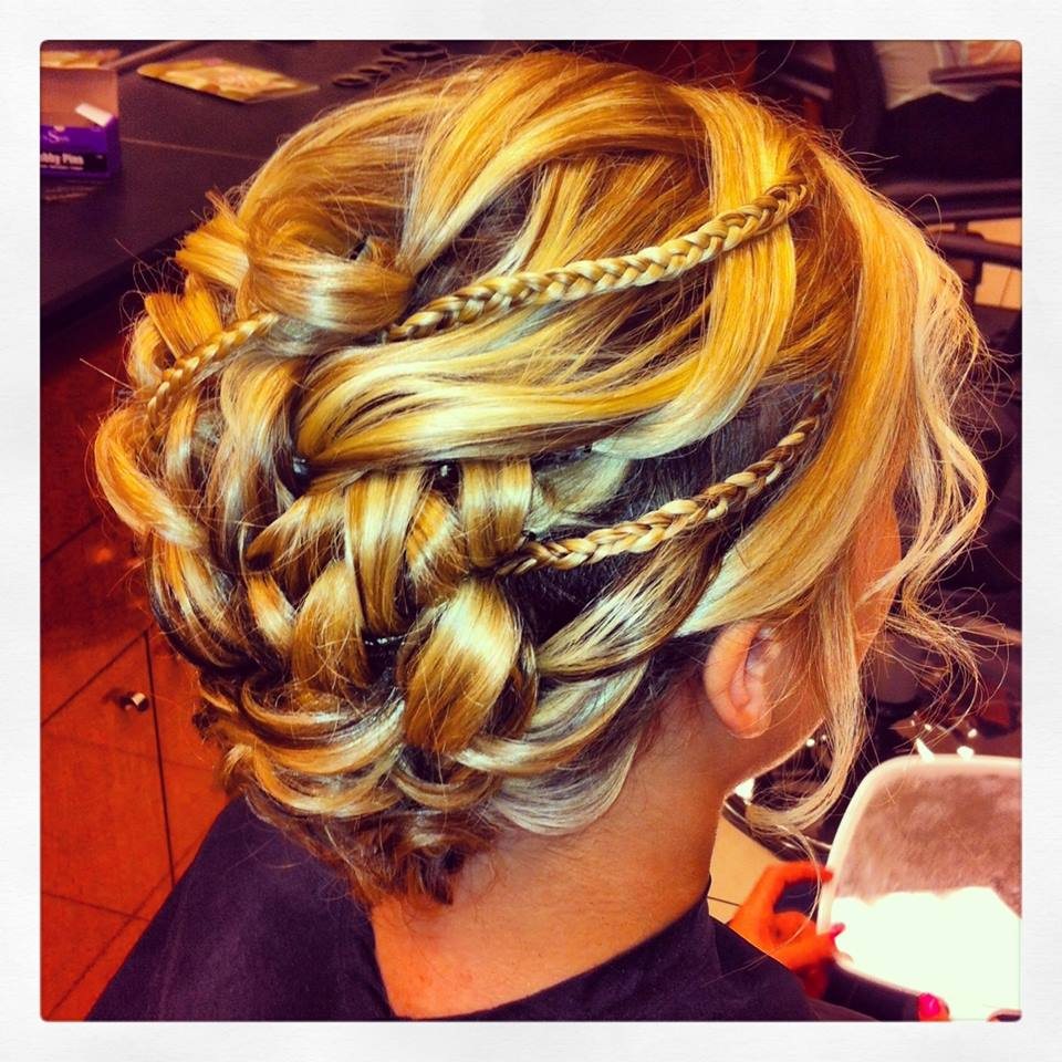 Updo by Jeanell