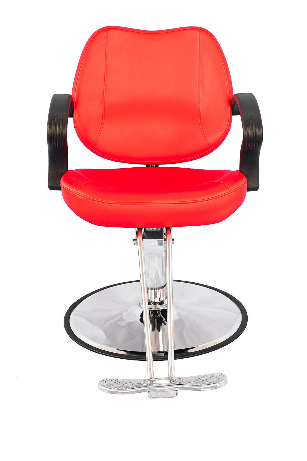 Red Barber Chair Multi Purpose Barber Chair