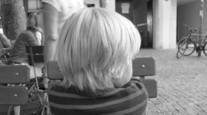 Frisuren für kleine Jungs - Vorher