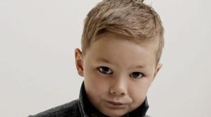 Frisuren für kleine Jungs - Tim und Struppi