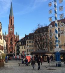 Haidhausen - Wiener Platz