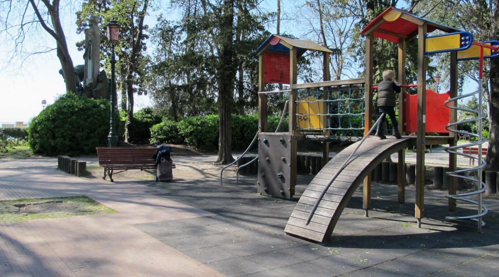Venedig mit Kindern - Spielplatz