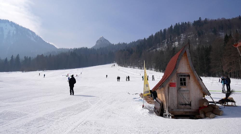 Skikurs - Kirchberg