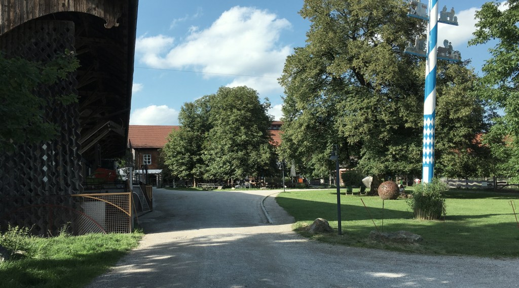Bauernhof Hermannsdorfer - Hof