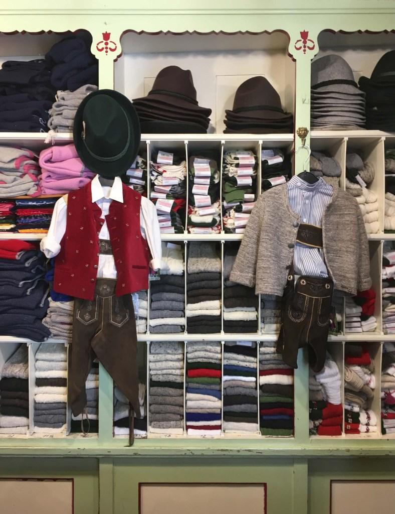 Trachten für Jungen - Geschäft Lederhosen Wagner