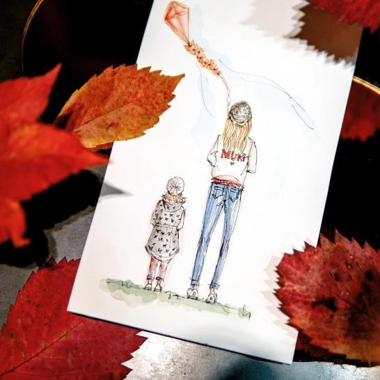 Herbst mit Kindern in München - Nadja Koenig