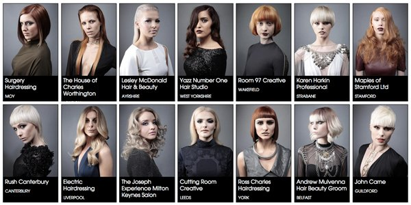 L'Oreal Colour Trophy People's Choice open