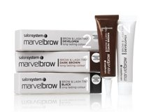 Marvelbrow brow and lash tint