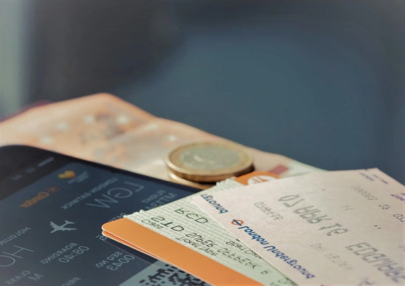 Pack essential documents and cash when travelling.