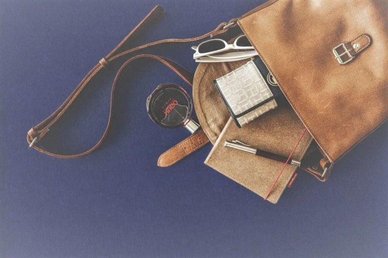Bring with a small day pack or carry bag for those accessories.