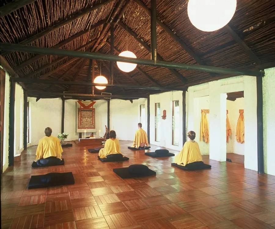 The Buddhist Retreat Center - South Africa