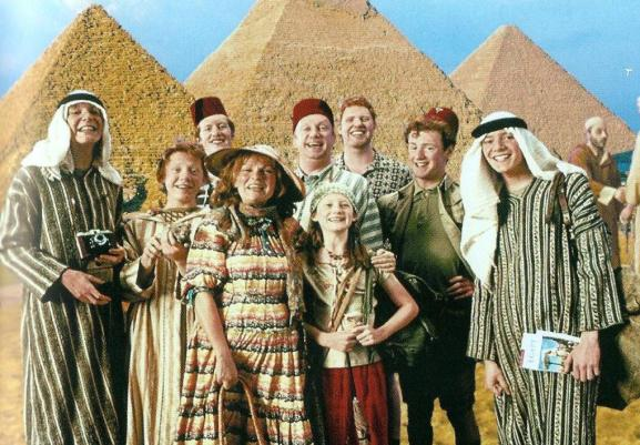 The_Weasley_Family_at_Egypt