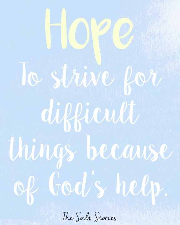 hope-defintion