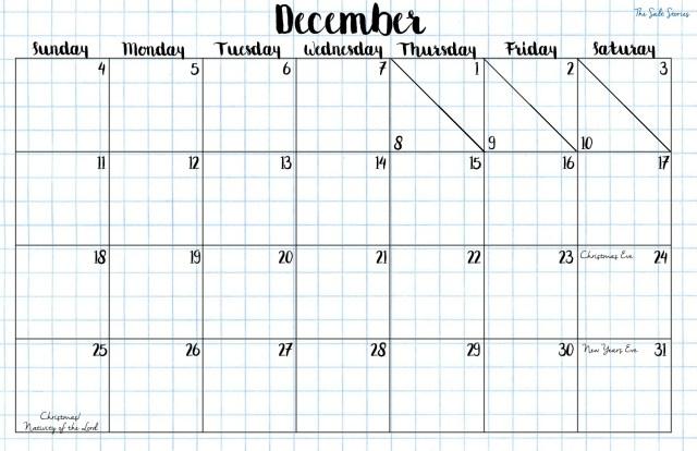 december-calendar-no-saints