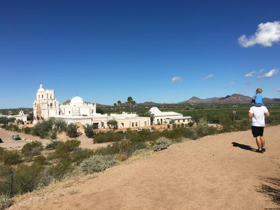 The Salt Stories: Roo Trippin Vol 6: Mission San Xavier de Bac
