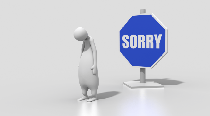 Being Taiwanese Means Never Saying Sorry
