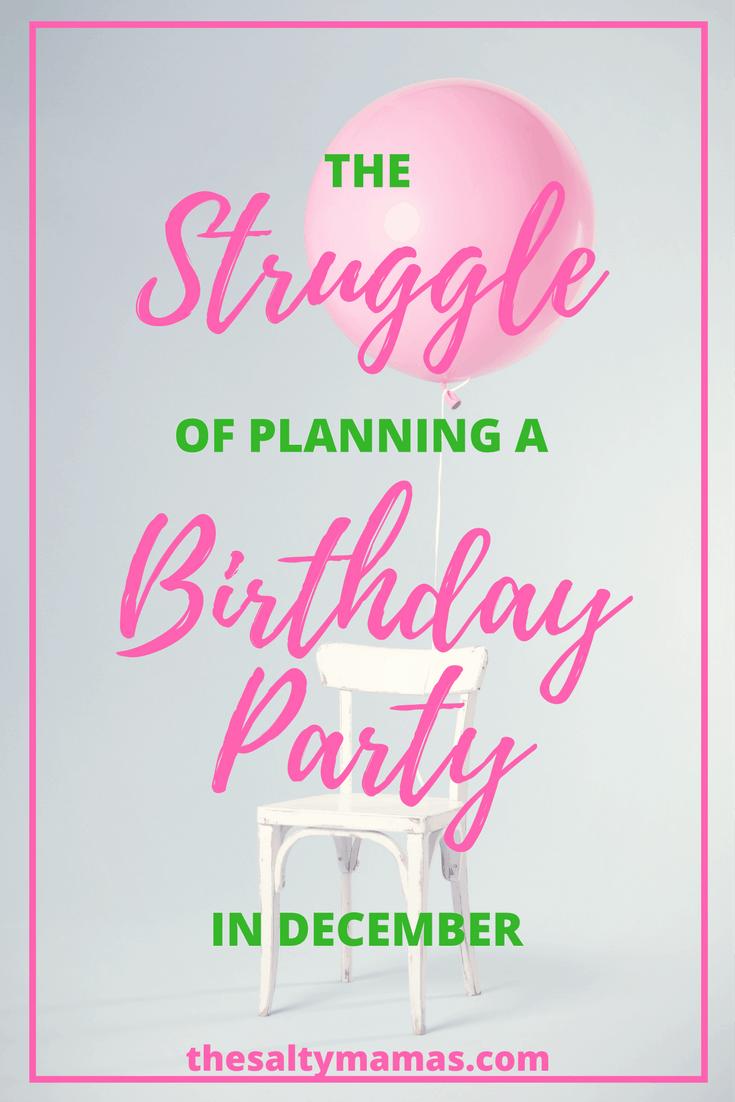 #birthdayparty #birthday #decemberbirthday #christmasbaby #partyplanning