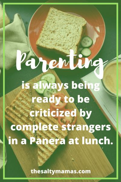 #parenting #howrude #rudepeople #nosy #stupidthingspeoplesay #momlife