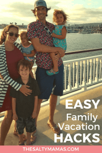 Family vacation got you down? Try these easy tips to help you have fun! #vacation #familyvacation #familytrip #summervacation #springbreak #familyvacationtips #familyvacationhacks #vacationtips #vacationhacks #travelingiwhtkids #tipsfortravelingwithkids #hacksfortravelingwithkids