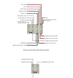 thesamba com karmann ghia wiring diagrams 1965 dodge dart fuse box [ 4808 x 6610 Pixel ]