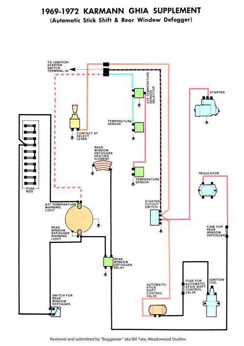 small resolution of thesamba com karmann ghia wiring diagrams