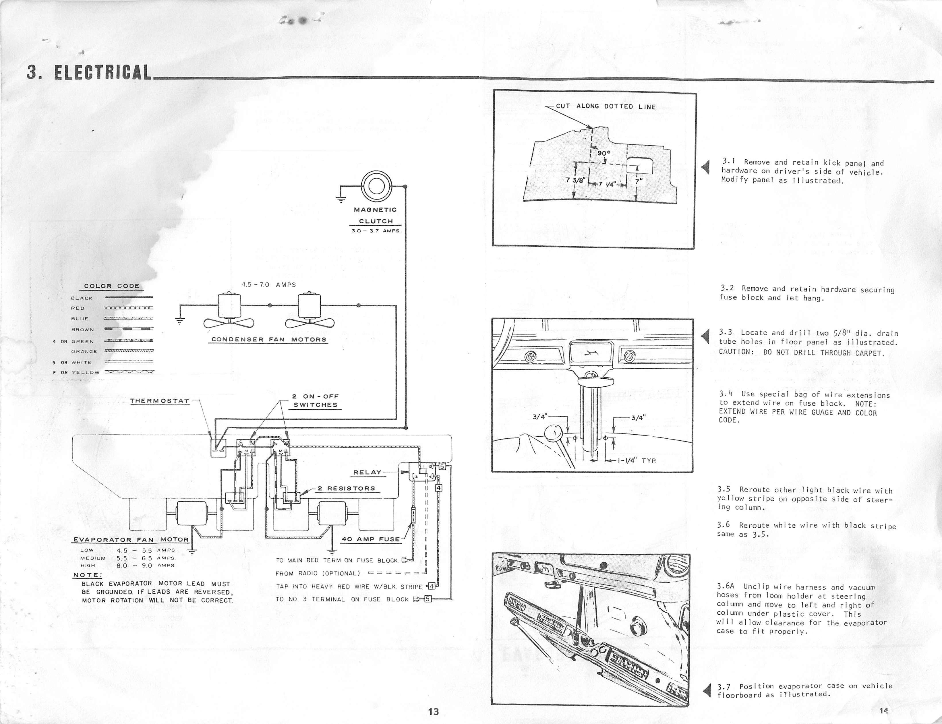 TheSamba.com :: 1979 VW Bus DPD Under Dash Air Conditioner