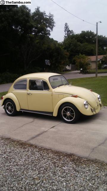 70 Vw Bug : TheSamba.com, Classifieds, Price:, 00, Trades)