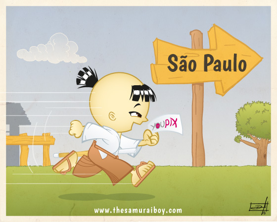 Hiko vai para São Paulo para o YouPix Festival