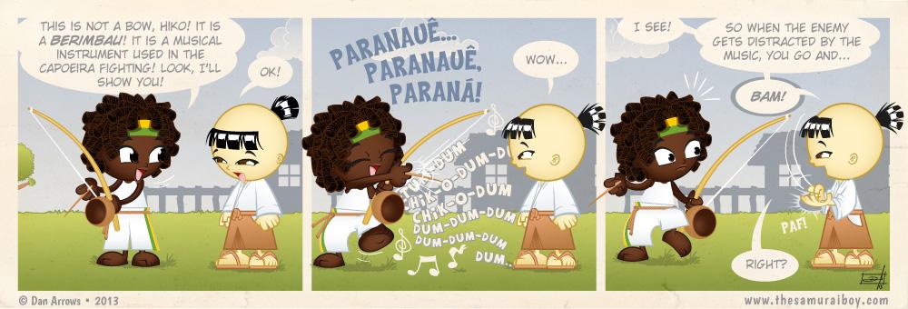 Berimbau Song