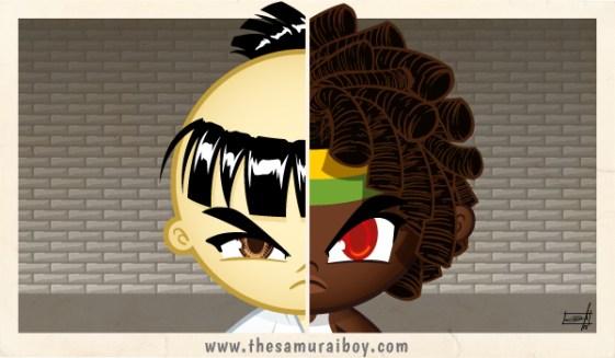 Amigo ou inimigo? - Samurai Boy