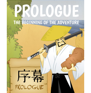 Samurai Boy - Prologue: The Path of the Samurai