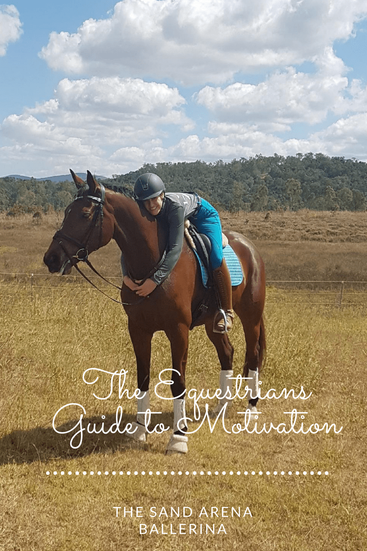 The Equestrians Guide to Motivation