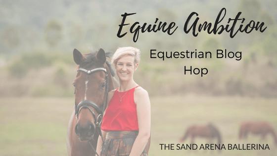 Equine Ambition – November Blog Hop