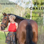 30 Day Challenge for Rural and Equestrian Bloggers