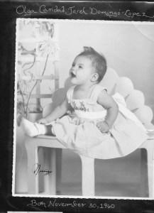 grayChandler baby