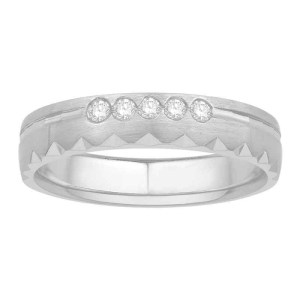 P.GENTS BAND RING