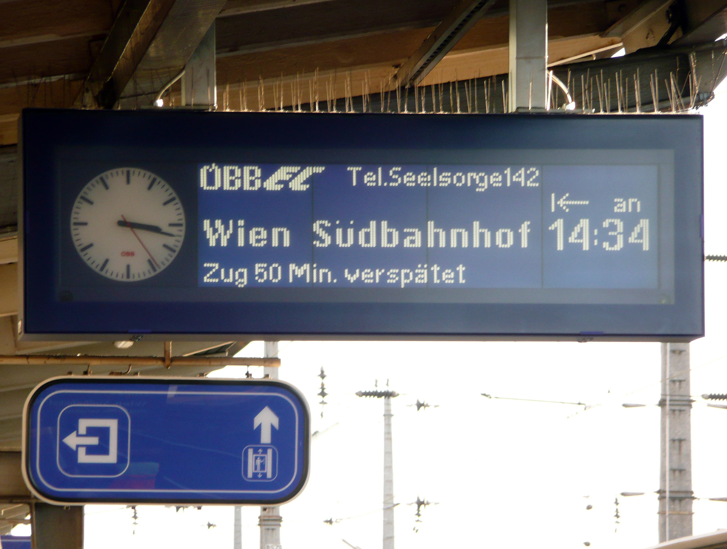 Bahnhof Graz