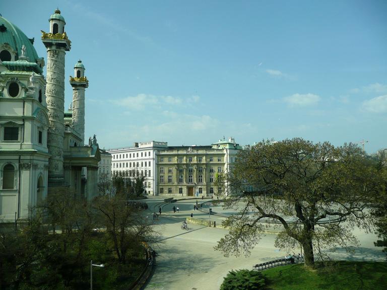 Karlsplatz Wien