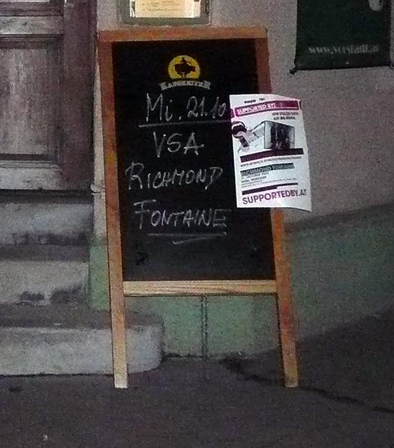 Richmond Fontaine, Vienna 09