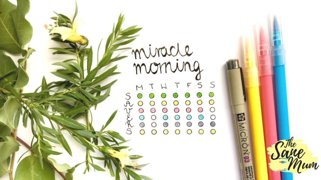 Miracle Morning – the best start to your morning!