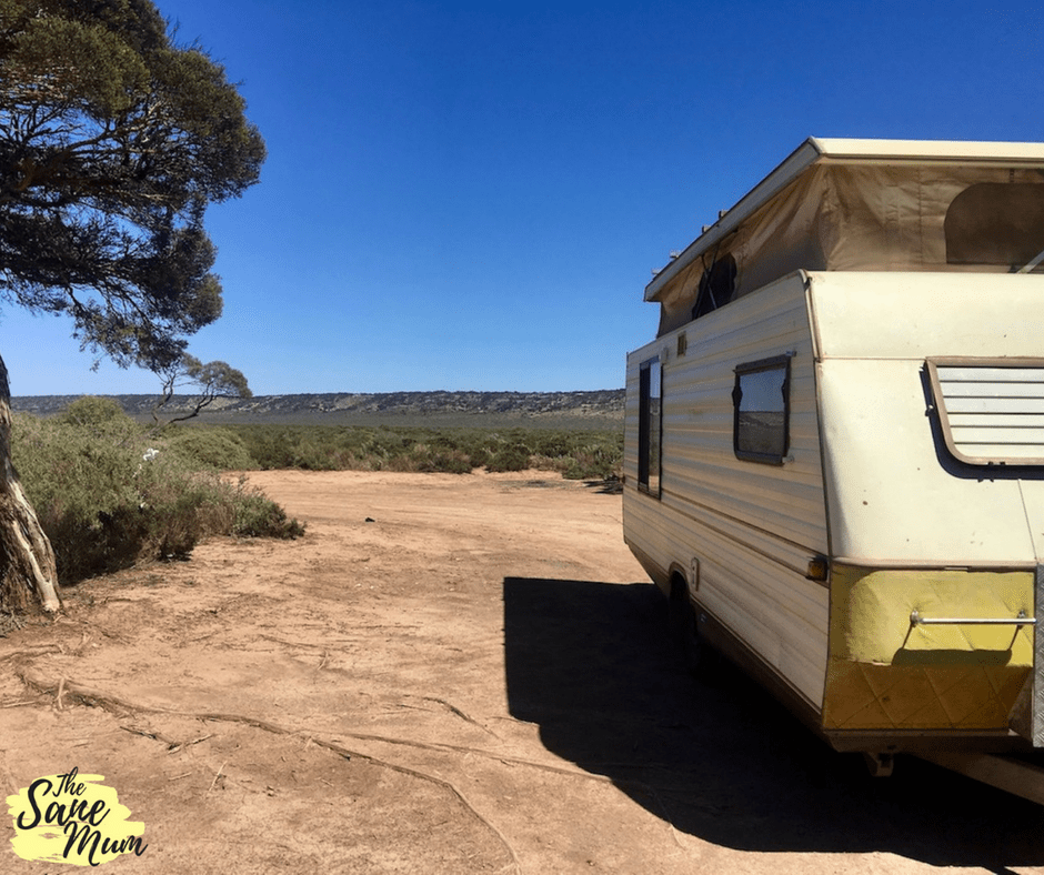 Things That Make Me Happy - The Sane Mum - Caravan
