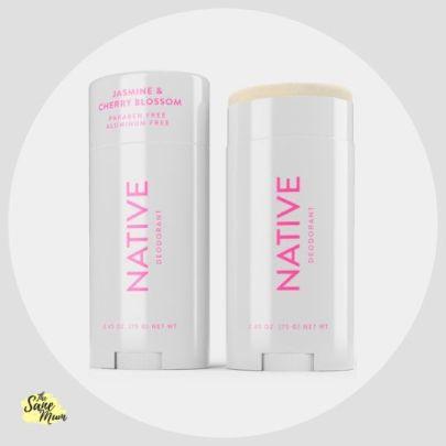 Native Natural Deodorant Review - Sensitive Skin